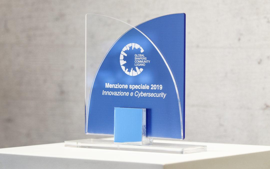 Moresi.com premiata da Global Shaper Community Lugano come Campione dell'Innovazione 4.0
